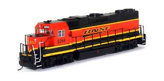 Bachmann HO EMD GP38-2 BNSF   $65.99